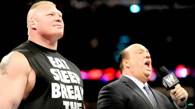 Brock Lesnar Paul Heyman Undertaker Streak over WrestleMania eat sleep conquer repeat shirt