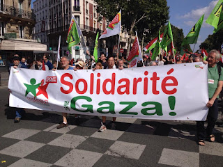 [Communiqué AFPS] Stop à l'occupation et à la colonisation israélienne !