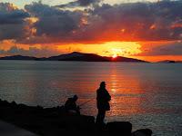 Sunset at Turgutreis