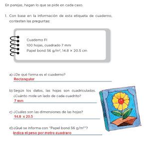 Respuestas Apoyo Primaria Desafíos matemáticos 4to grado Bloque I lección 24 Sólo para conocedores