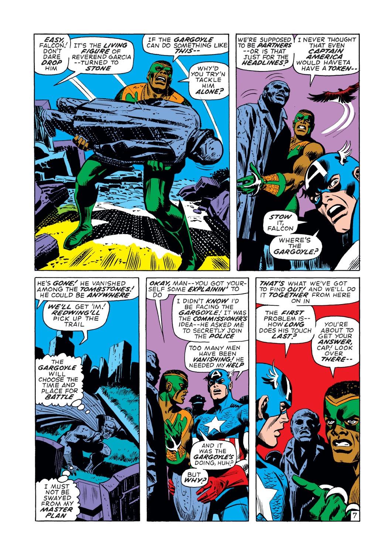 Captain America (1968) Issue #140 #54 - English 8