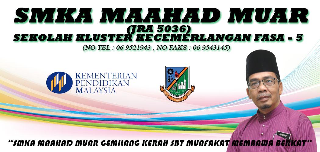 SMKA Maahad Muar