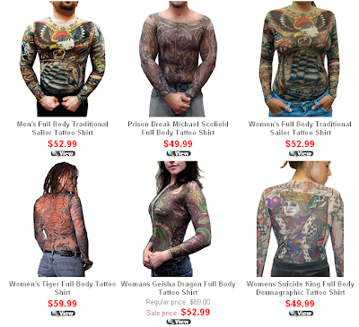 Tattoo Shirts