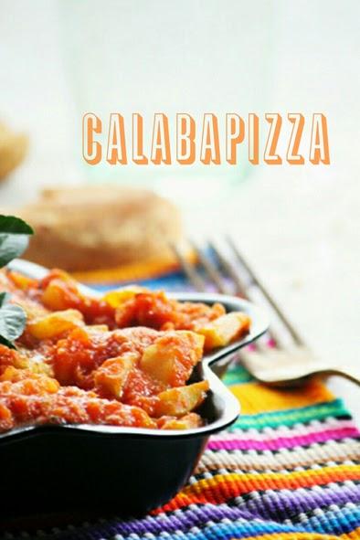 La cocina de ompa lompa calabapizza for La cocina de isasaweis