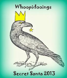 Whoopidooings: Carmen Wing: Secret Santa logo