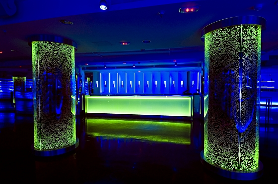 Nightclub Decoration Ideas