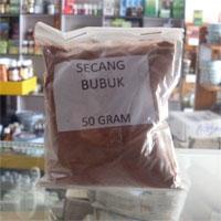 obat tradisional herbal secang bubuk