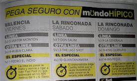 PEGA SEGURO CON MUNDO HIPICO