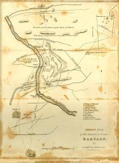 Carte de Babylone