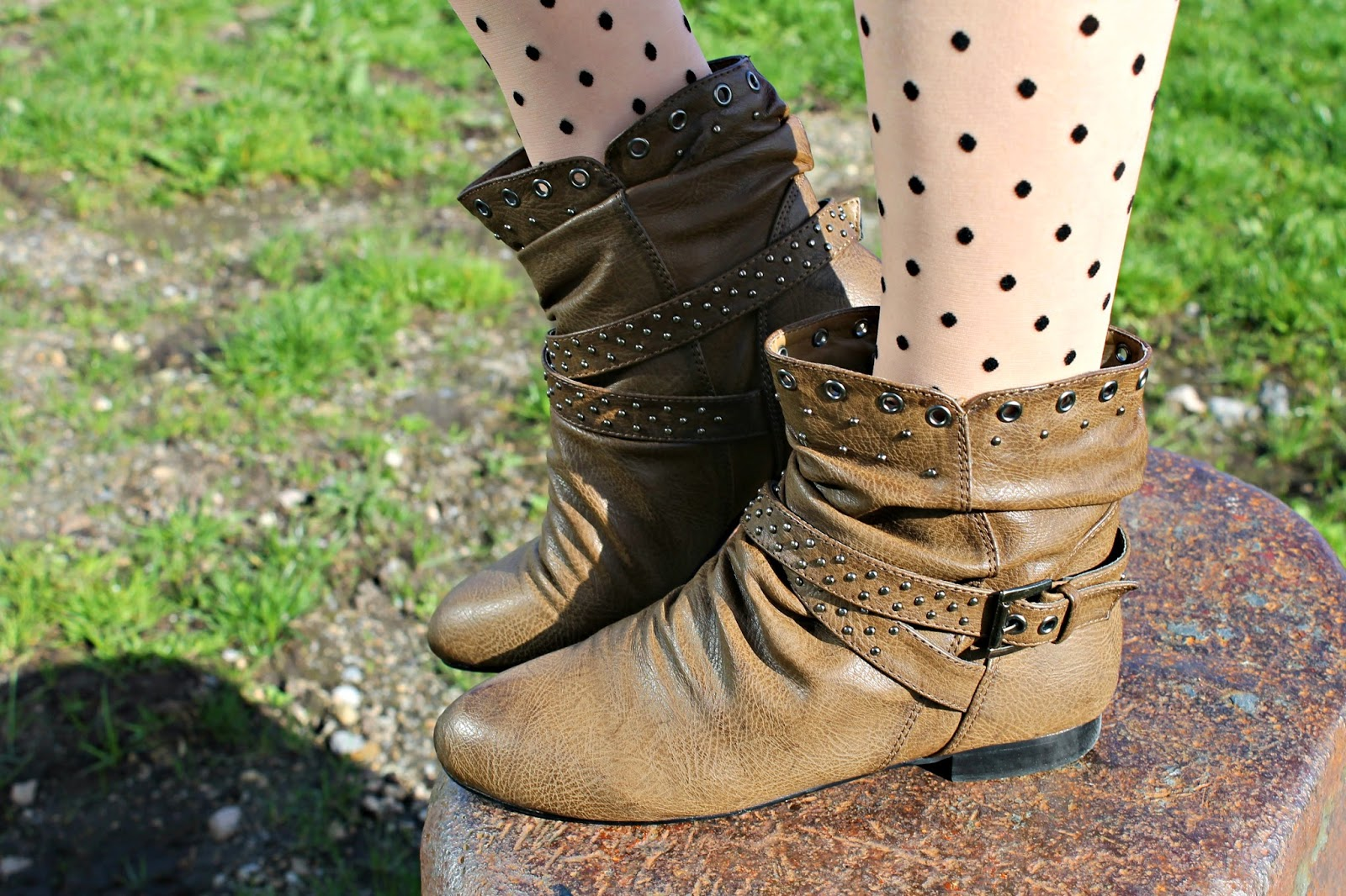 Ankle Boots Just for 5 pounds