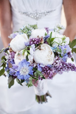 Bridal Celebration - Wedding Flower Bouquet Collection 2013