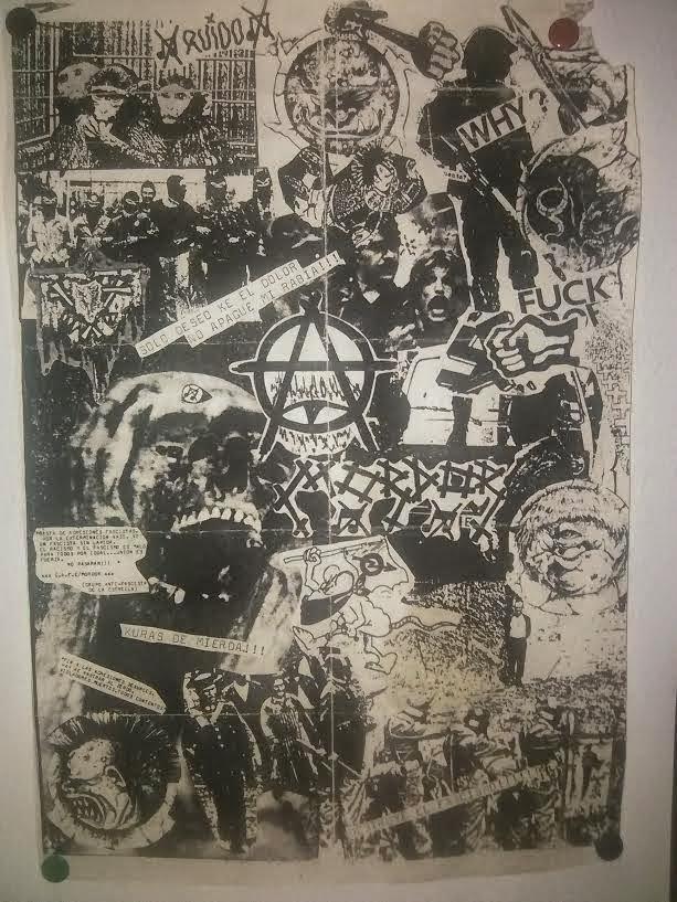 MORDOR RUIDO XXX - 1993 (Poster)