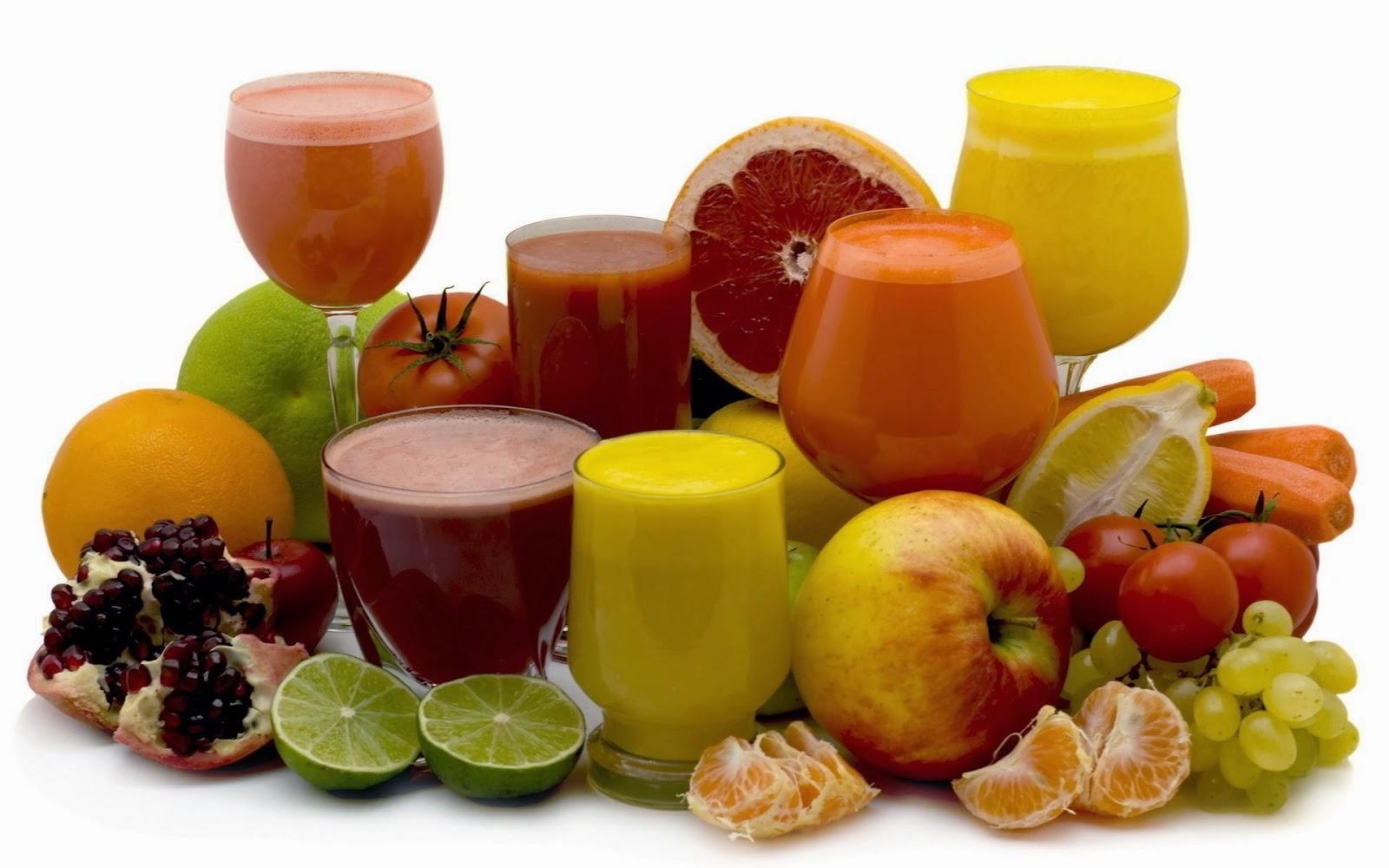 Jus Buah-buahan Melawan Penyakit