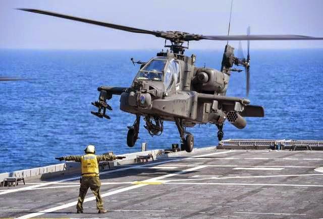 Military News - Army explores sea-basing helos