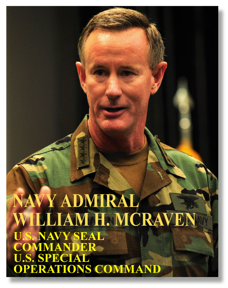 ADM BILL MCRAVEN 