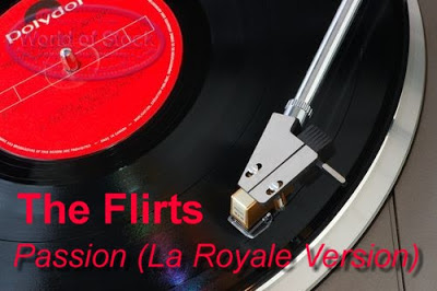 The Flirts - Passion (La Royale Version) 2013 Hi-NRG Electro Disco Eurobeat 80's [bobby orlando]
