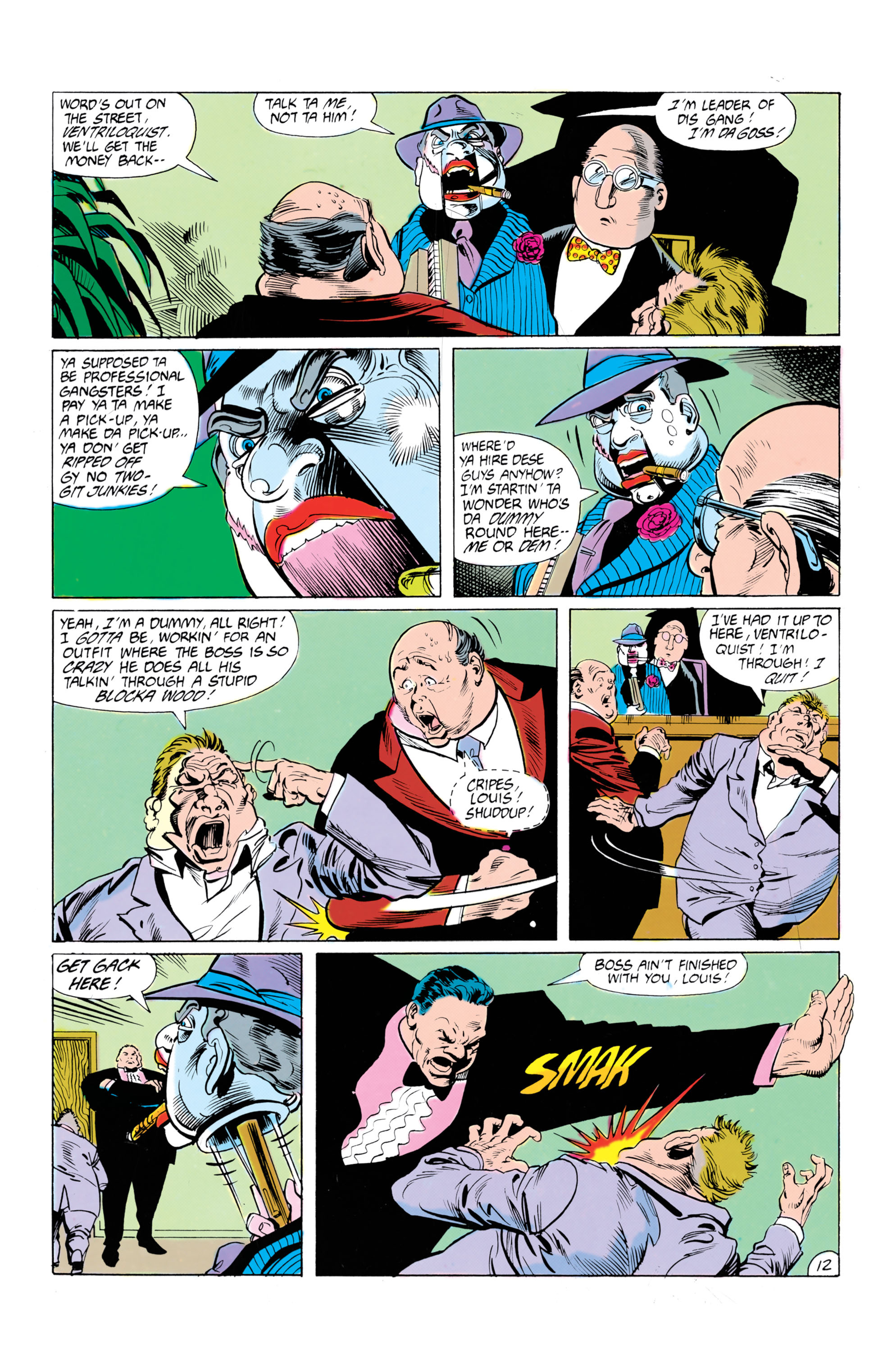 Detective Comics (1937) Issue #583 Page 13