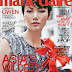 MAGAZINE COVER: Gwen Lu on Marie Claire Malaysia, December 2014