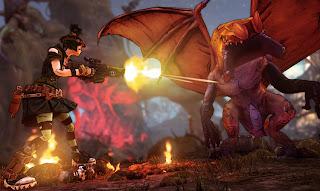 borderlands 2 tiny tinas assault on dragon keep concept art 1 Borderlands 2: Tiny Tinas Assault on Dragon Keep (Multi Platform)   Logo, Concept Art, Screenshots, & Gameplay Footage