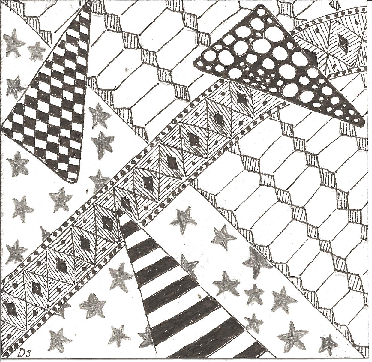 Zentagle Patterns Cool Design Ideas