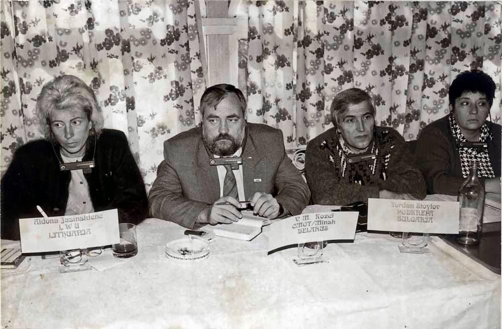 WCL SEMINAR IN SNAGOV, RUMANIA 1993