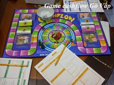 Game cashflow Gò Vấp