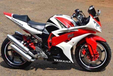 Modifikasi Yamaha Byson Full Fairing Terbaru