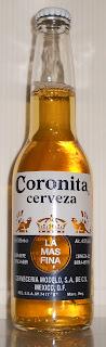 botella de cerveza coronita
