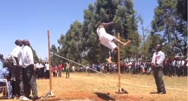 DAILY POST: Kenyan High School event goes VIRAL…… these students