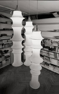 Falkland Lamp By Bruno Munari