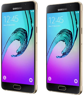 Samsung Galaxy A5 (2016) terbaru