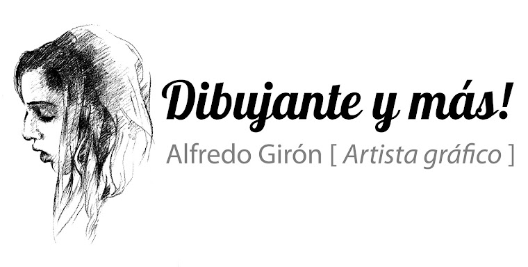 Alfredo G. Artista grfico en Mallorca. Ilustracin - Diseo - Retratos - Decoracin