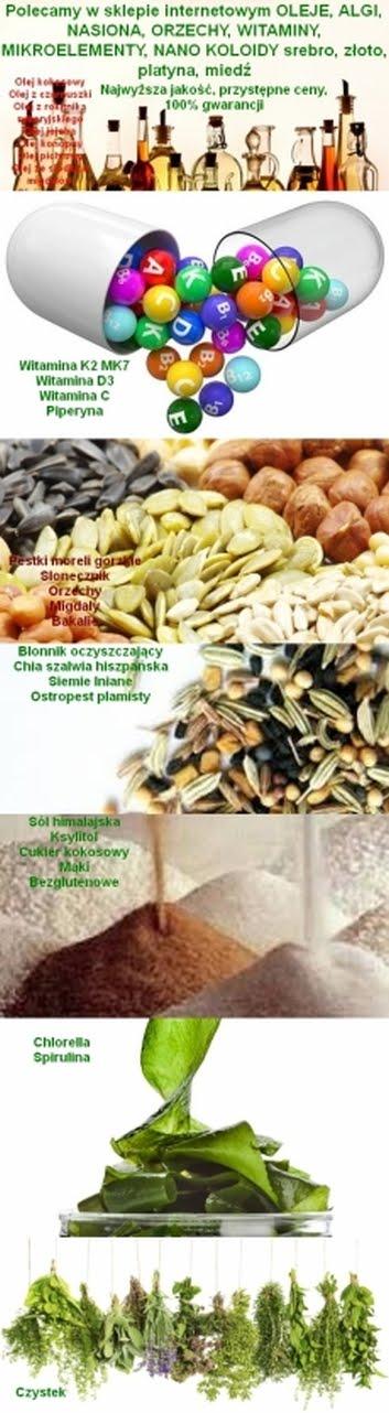 SKLEP produkty dla twojego zdrowia www.zdrowiezroslin.pl