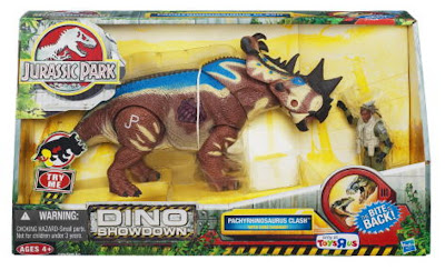 Hasbro Jurassic Park Dino Showdown Set