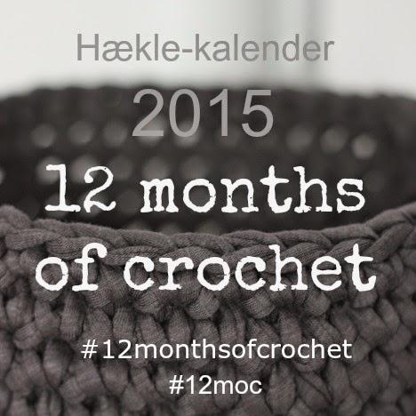 12 months of crochet