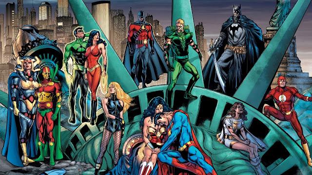 Comics Characters HD Wallpaper