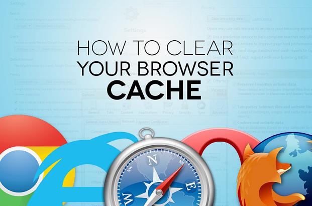 Cara Hapus Cache di Browser Internet