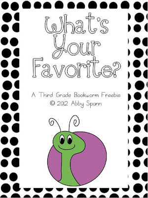 http://thirdgradebookworm.blogspot.com/2013/05/end-of-year-freebie.html