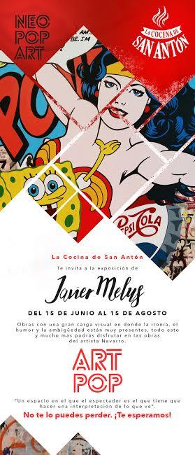 EXPOSICION MERCADO DE SAN ANTON. JULIO-AGOSTO 2017