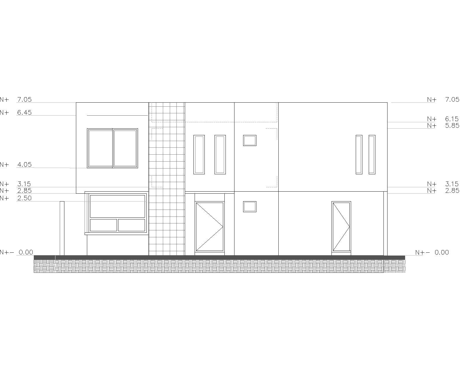Orbed Arquitectura Construcci N Casa Habitaci N