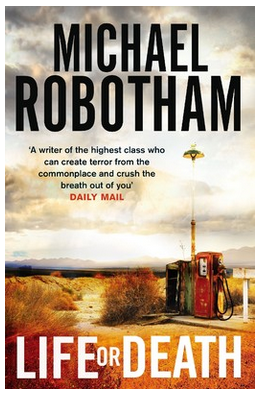 Flipkart : Life or Death (English) by Michael Robotham for Rs 339