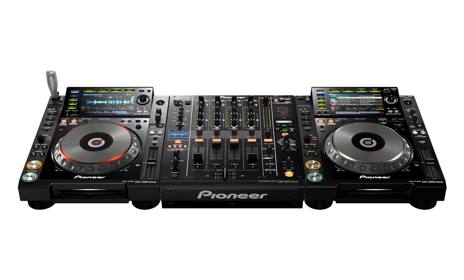 how to connect laptop to cdj 2000 nexus