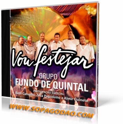 CD Fundo de Quintal - Vou Festejar
