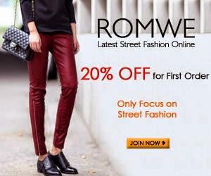 Shop Romwe!