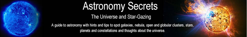 Astronomy Secrets The Universe and Stargazing Amateur Blog
