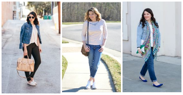 spring denim inspiration | www.shealennon.com