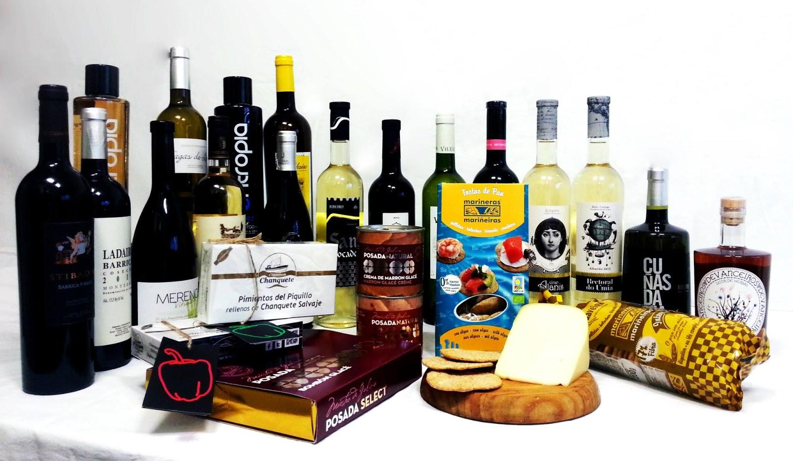 Conservas Chanquete exportacion taste Galicia