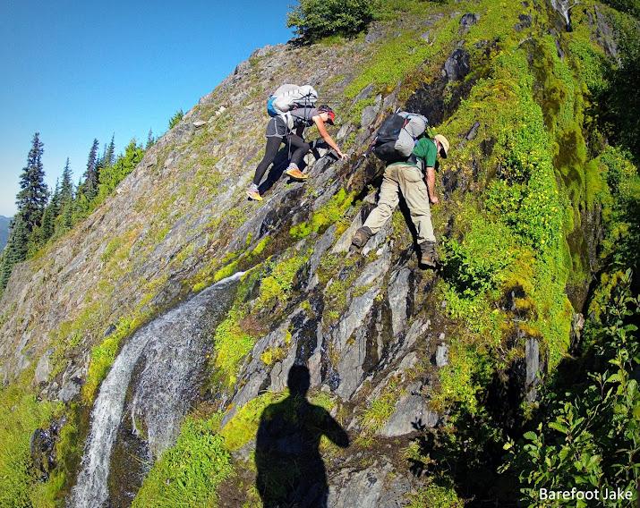 ultralight mountaineering