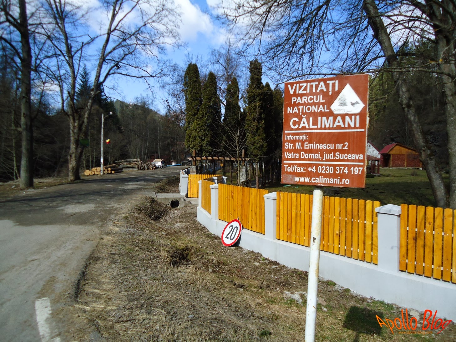 Parcul National Calimani