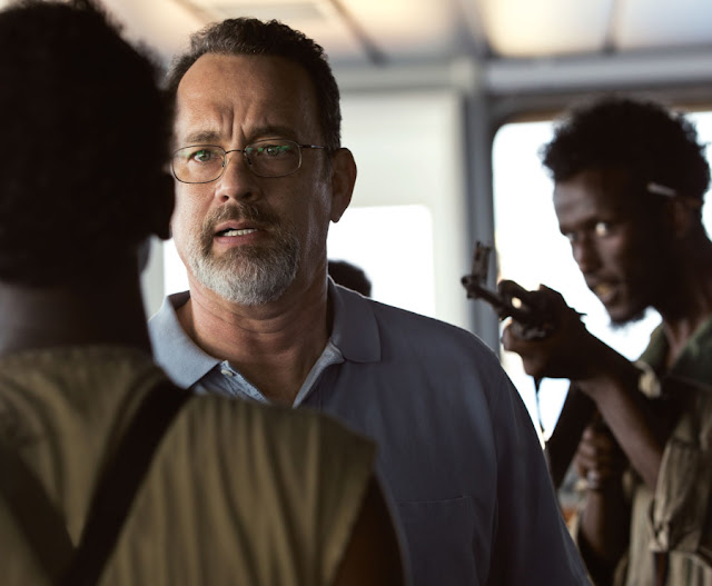 Captain Phillips - Tom Hanks as Richard Phillips Captured | A Constantly Racing Mind